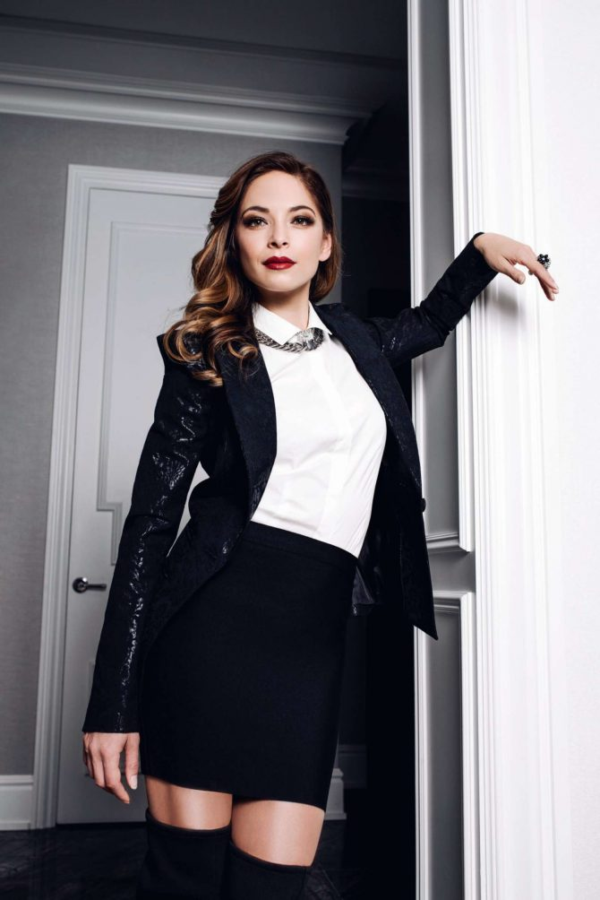 Kristin Kreuk – Beyond Fashion Magazine (Canada Issue – January 2019)
