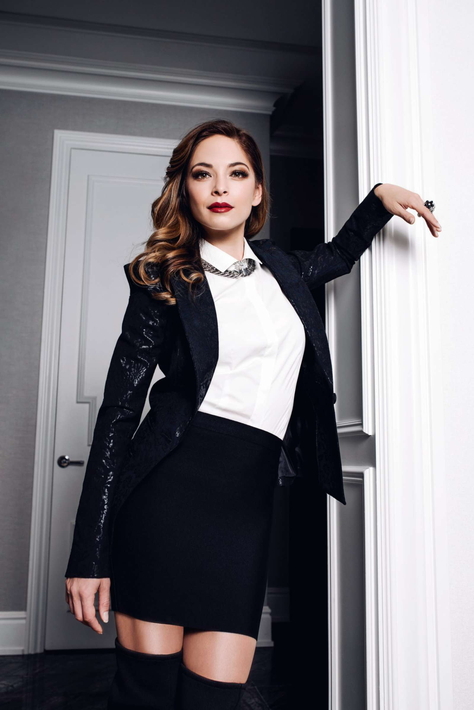 Kristin Kreuk - Beyond Fashion Magazine (Canada Issue - January 2019)