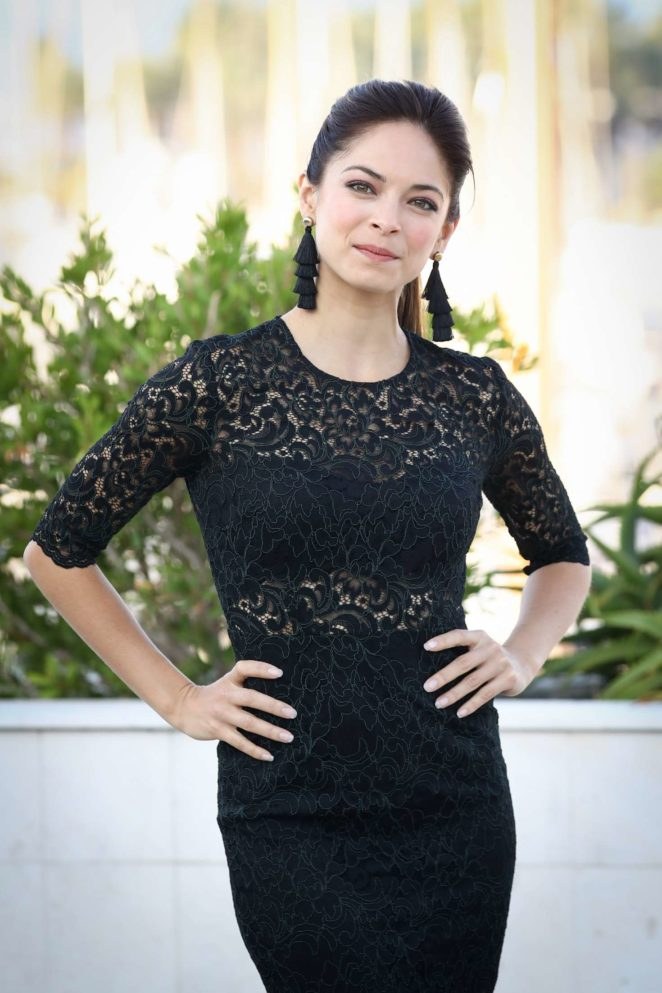 Kristin Kreuk - 'Burden of Truth' Photocall in Cannes