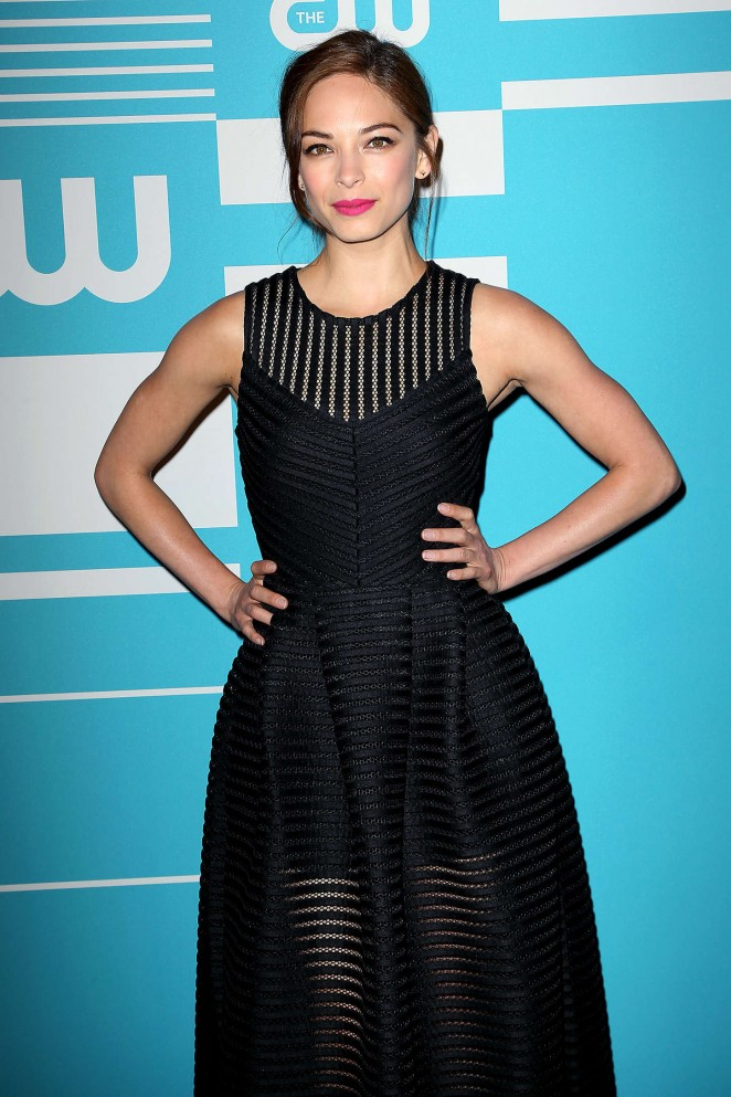 Kristin Kreuk - CW Network's 2015 Upfront in NYC