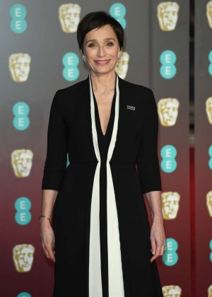 Kristin Scott Thomas - 2018 BAFTA Awards in London