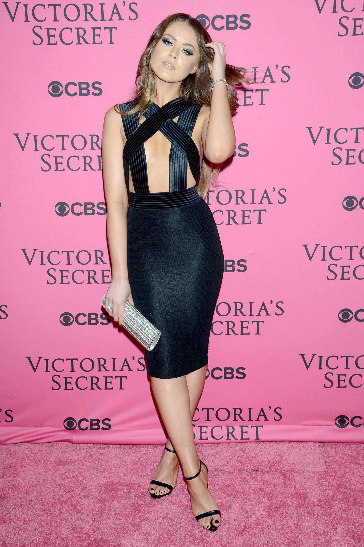 Kristina Bazan: 2015 Victorias Secret Fashion Show After Party -02 ...