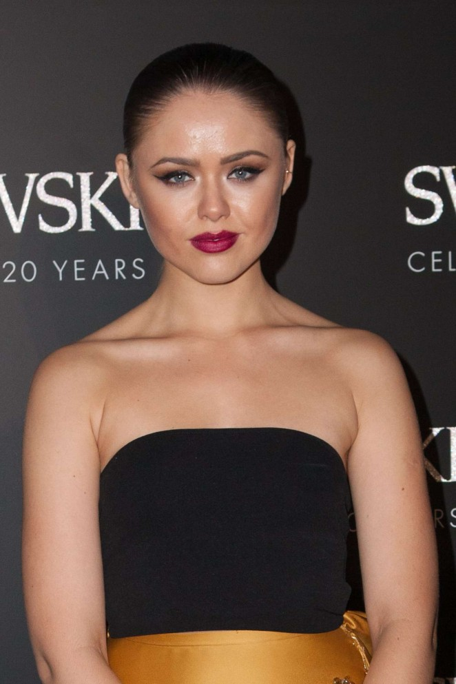 Kristina Bazan: Swarovski 120 X Rizzoli Exhibition and Cocktail at PFW SS 2016 -06