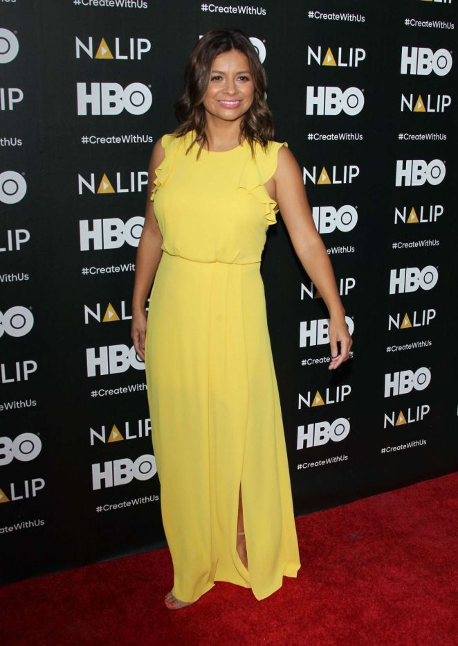 Kristina Guerrero - NALIP Latino Media Awards 2017 in Los Angeles