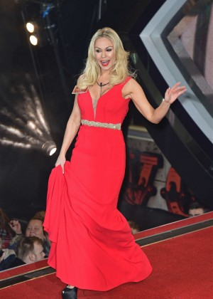Kristina Rihanoff - Celebrity Big Brother UK Launch in London
