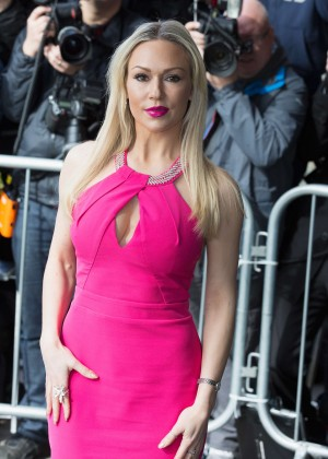 Kristina Rihanoff - 2015 TRIC Awards in London