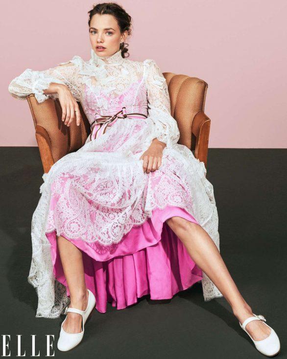 Kristine Froseth - Elle Magazine (November 2019)