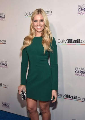 Kristine Leahy - Daily Mail's 2016 People's Choice Awards After Party in LA