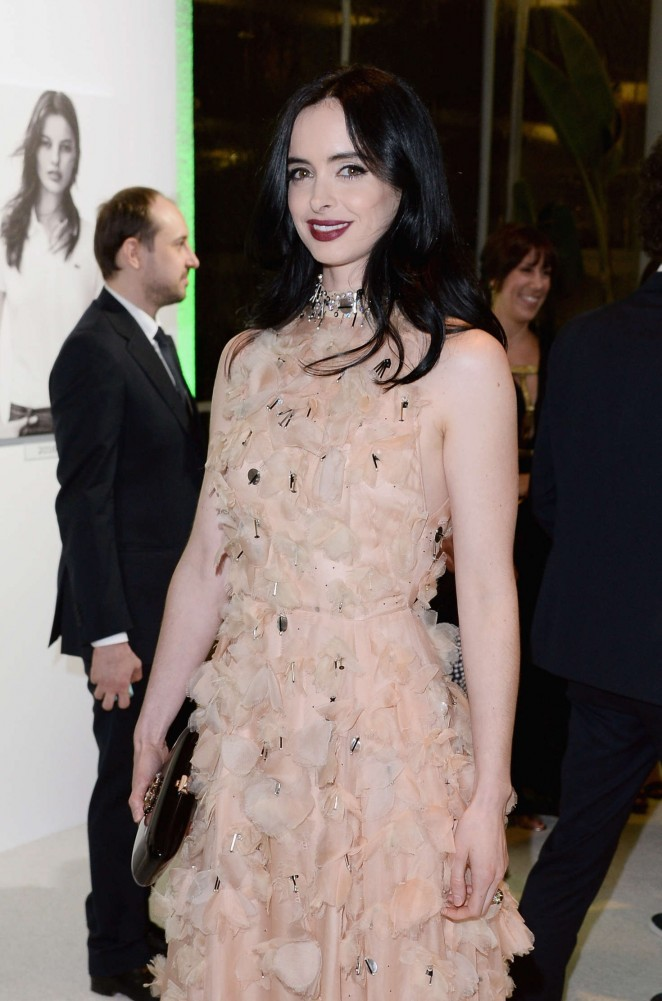 Krysten Ritter - 18th Costume Designers Guild Awards Cocktail Reception in Beverly Hills