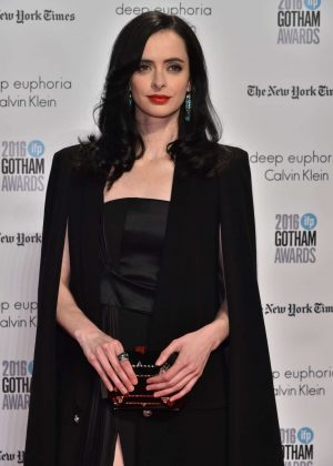 Krysten Ritter - 2016 Gotham Independent Film Awards in New York