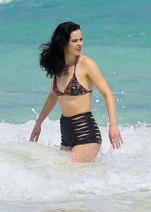 Krysten Ritter in Bikini 2016 -15