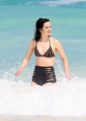 Krysten Ritter in Bikini 2016 -20
