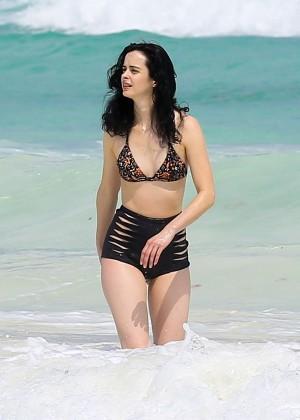 Krysten Ritter in Bikini 2016 -29