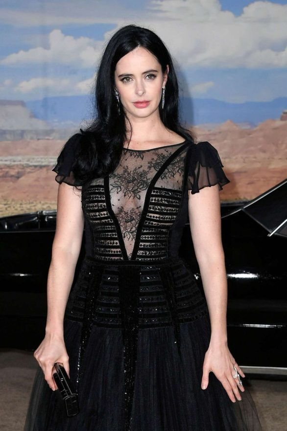Krysten Ritter - 'El Camino: A Breaking Bad Movie' Premiere in Los Angeles