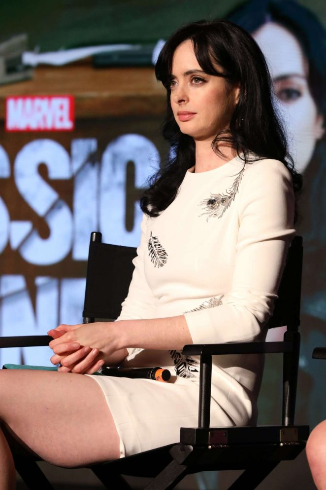 Krysten Ritter - 'Jessica Jones' FYSee Event and Panel in Los Angeles