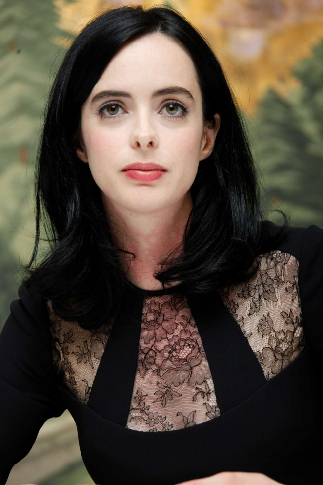 Krysten Ritter - 'Jessica Jones' Press Conference in NYC