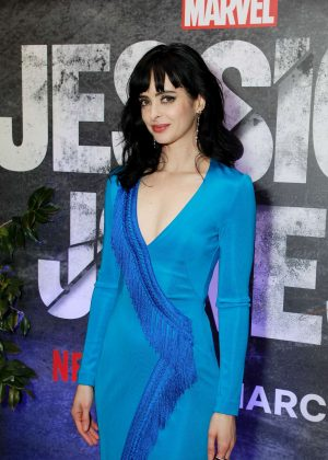 Krysten Ritter - Marvel's 'Jessica Jones' Season 2 Premiere After Party in NY