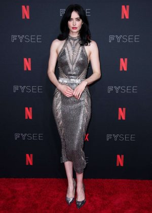 Krysten Ritter - Netflix FYSee Kick-Off Event in Los Angeles