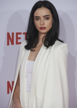 Krysten Ritter - Netflix Presentation in Madrid