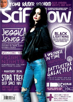 Krysten Ritter - SciFiNow Magazine (February 2018)