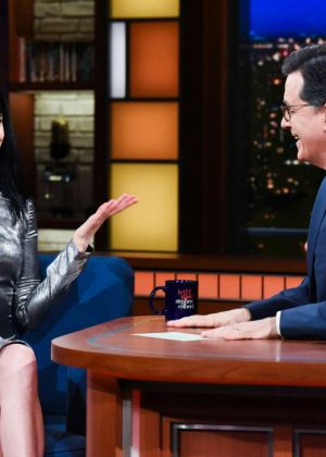 Krysten Ritter - 'The Late Show with Stephen Colbert' in NY