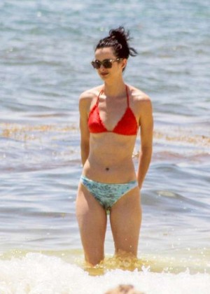 Krysten Ritter in Bikini in Cancun