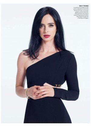 Krysten Ritter - Woman Madame Figaro Magazine (April 2018)