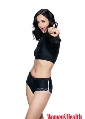 Krysten Ritter - Women's Heath US Magazine (November 2017)