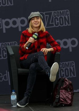 Ksenia Solo - Panel at Oz Comic-Con 2016 in Sydney