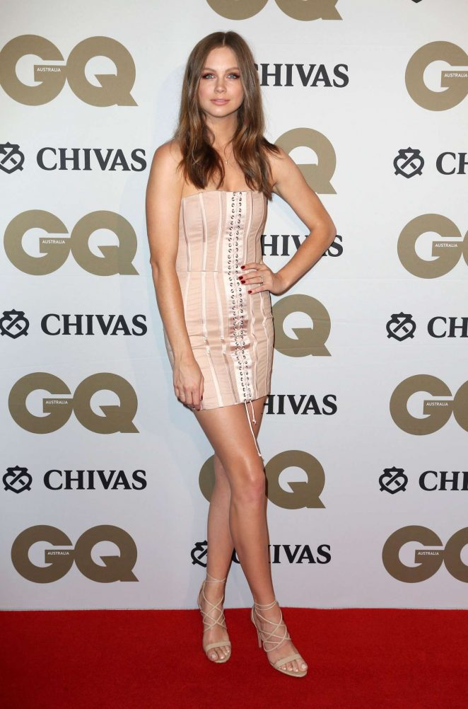 Ksenija Lukich - GQ Men of the Year Awards 2016 in Sydney