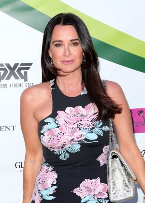 Kyle Richards - 9th Annual George Lopez Celebrity Golf Classic in Burbank