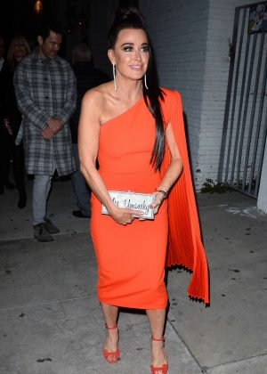 Kyle Richards - Arrives at Bravo's Premiere Party for 'The Real Housewives Of Beverly Hills' in LA