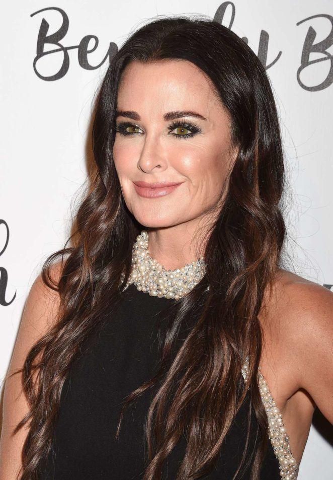 Kyle Richards - Dorit Kemsley Hosts Preview Event For Beverly Beach By Dorit in Culver City