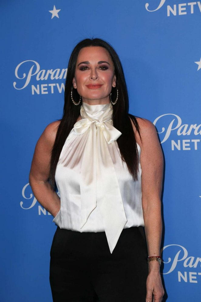 Kyle Richards - Paramount Network Launch Party in Los Angeles