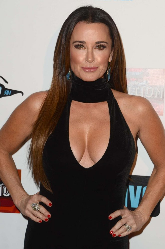 Kyle Richards - 'The Real Housewives Of Beverly Hills' Season 7 Premiere in LA