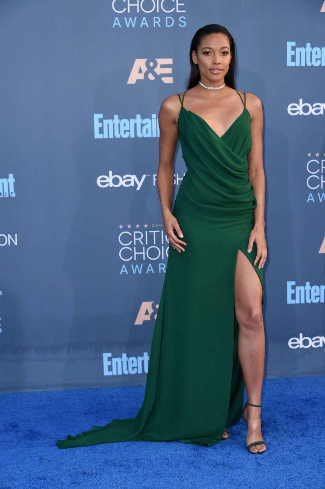Kylie Bunbury: 22nd Annual Critics Choice Awards -02