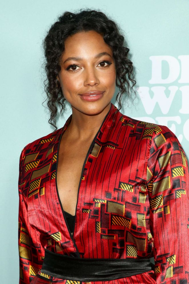 Kylie Bunbury - 'Dear White People' TV Show Premiere in Los Angeles