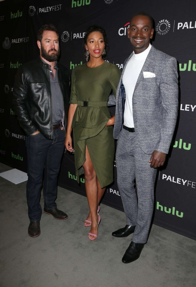 Kylie Bunbury - PaleyFest 2016 Fall TV Preview in Beverly Hills