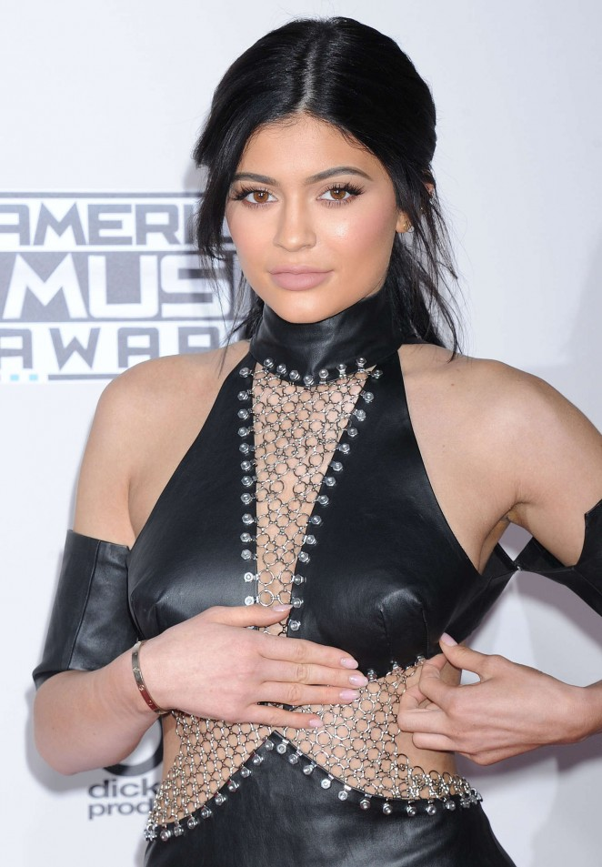 Kylie Jenner - 2015 American Music Awards in Los Angeles