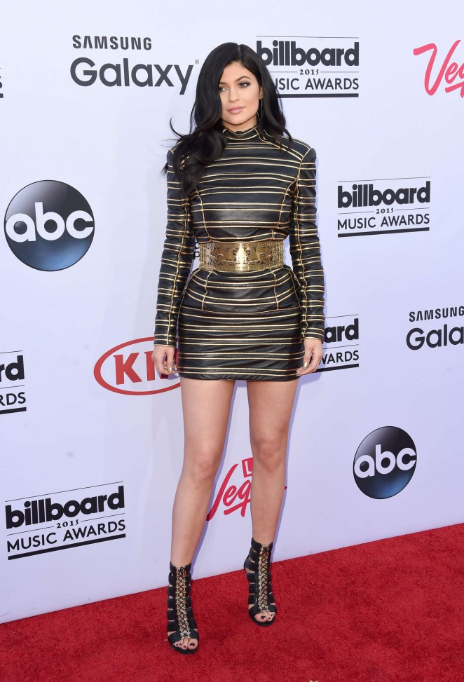 Kylie Jenner  - Billboard Music Awards 2015 in Las Vegas