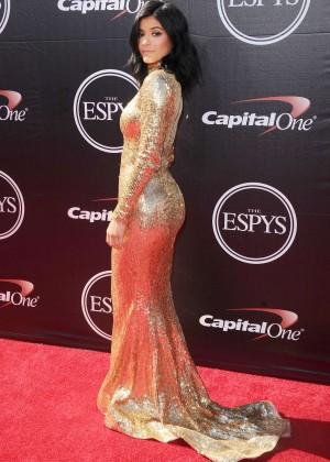 Kylie Jenner - 2015 ESPYS in Los Angeles