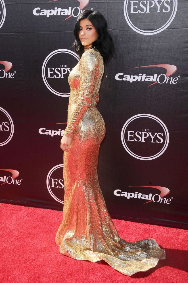 Kylie Jenner - 2015 ESPYS in Los Angeles