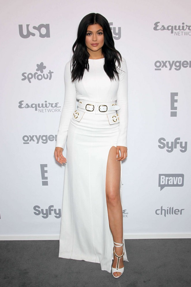 Kylie Jenner - 2015 NBCUniversal Cable Entertainment Upfront in NYC