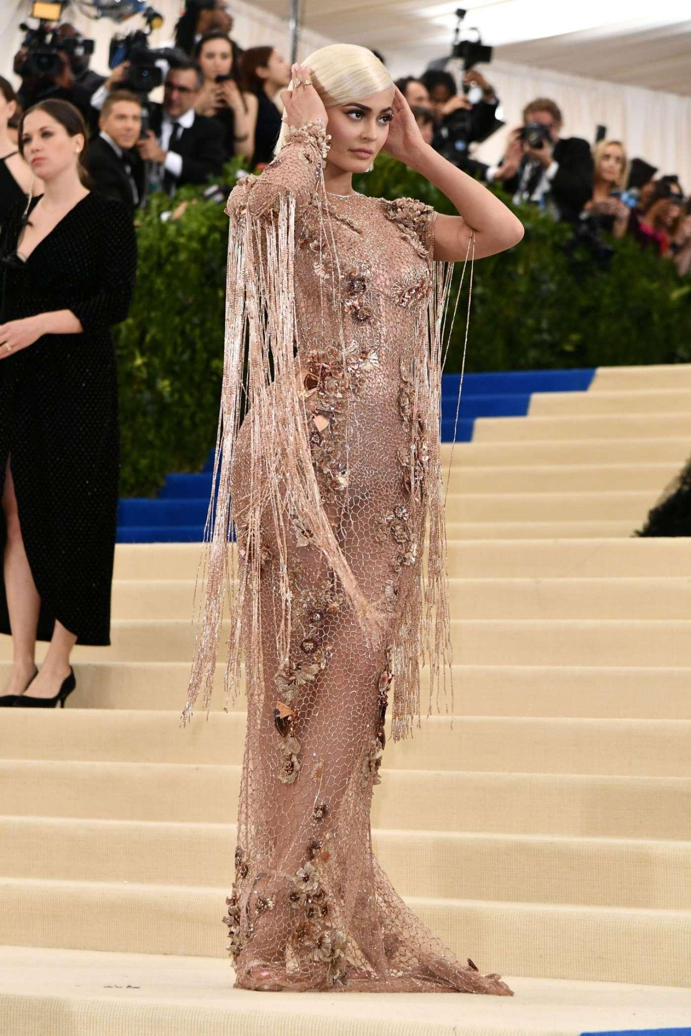 Kylie Jenner 2017 Met Costume Institute Gala 04 Gotceleb