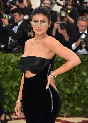 Kylie Jenner - 2018 MET Gala in NYC