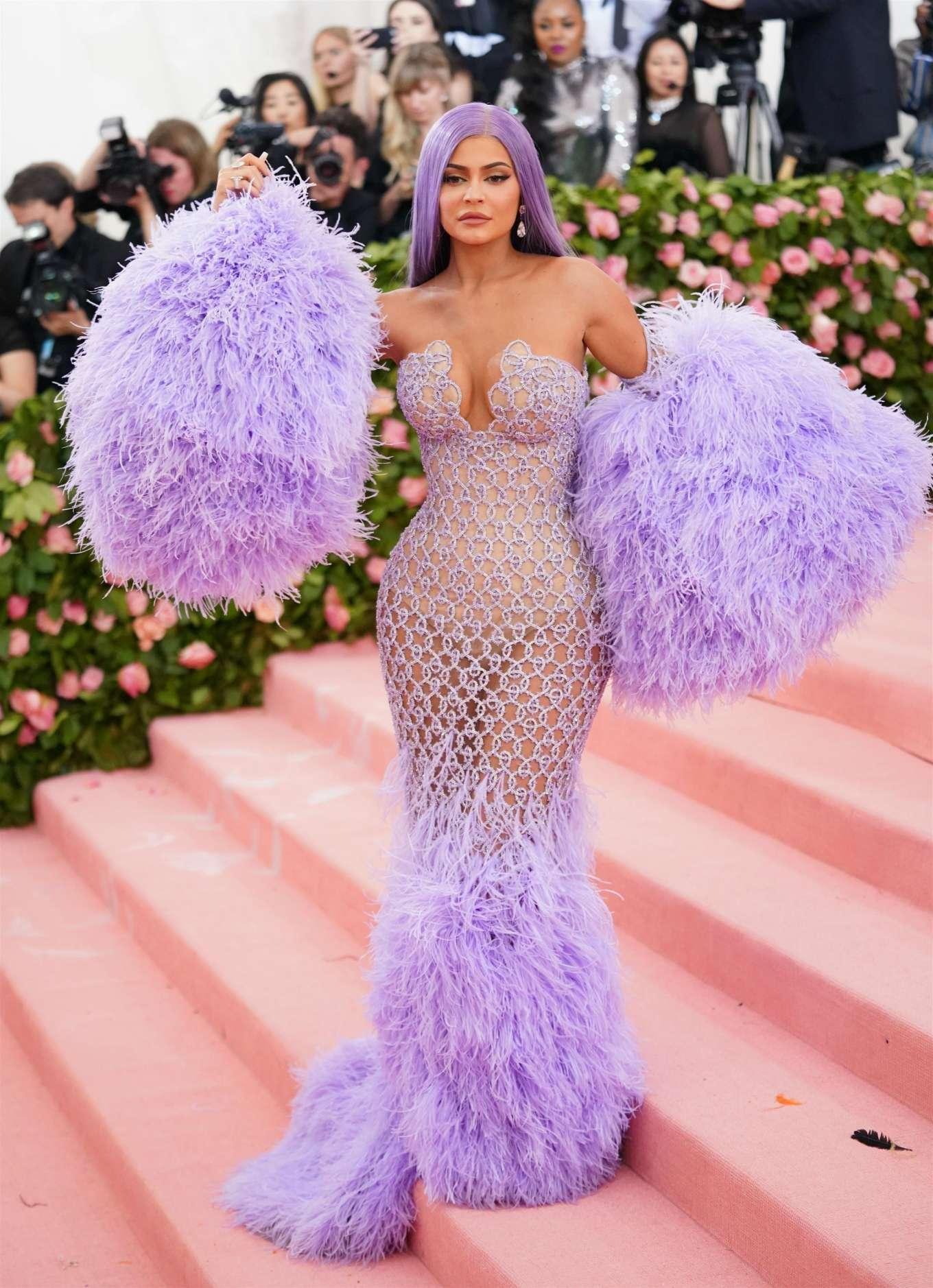 Kylie Jenner - 2019 Met Gala in NYC