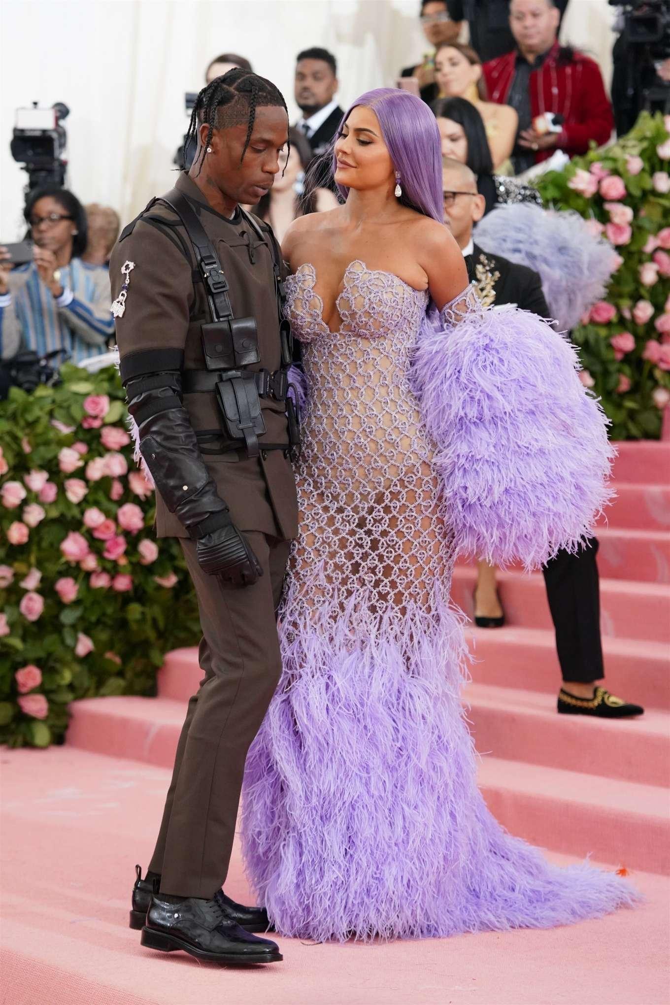 Kylie Jenner 2019 : Kylie Jenner: 2019 Met Gala -14