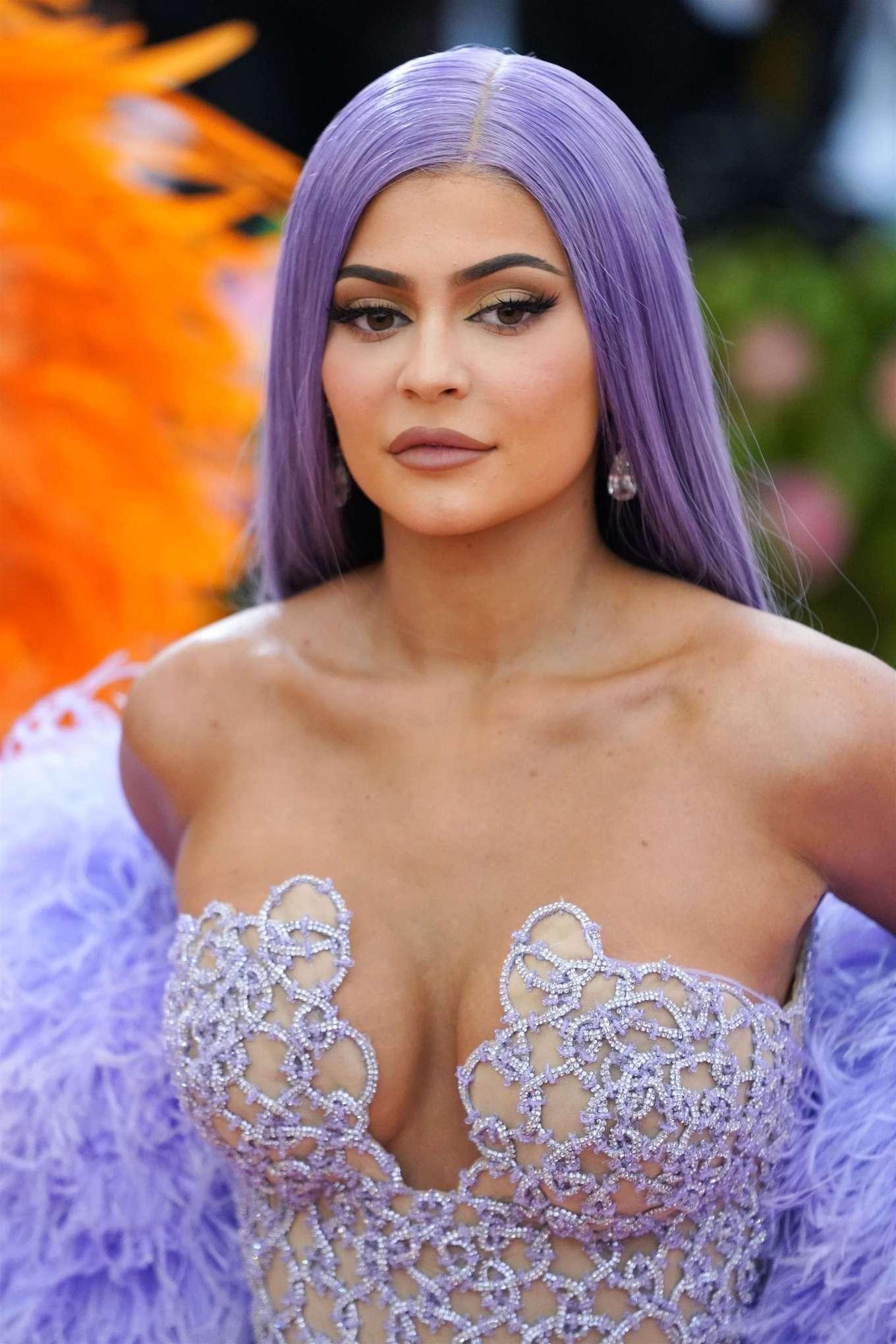 Kylie Jenner 2019 : Kylie Jenner: 2019 Met Gala -15
