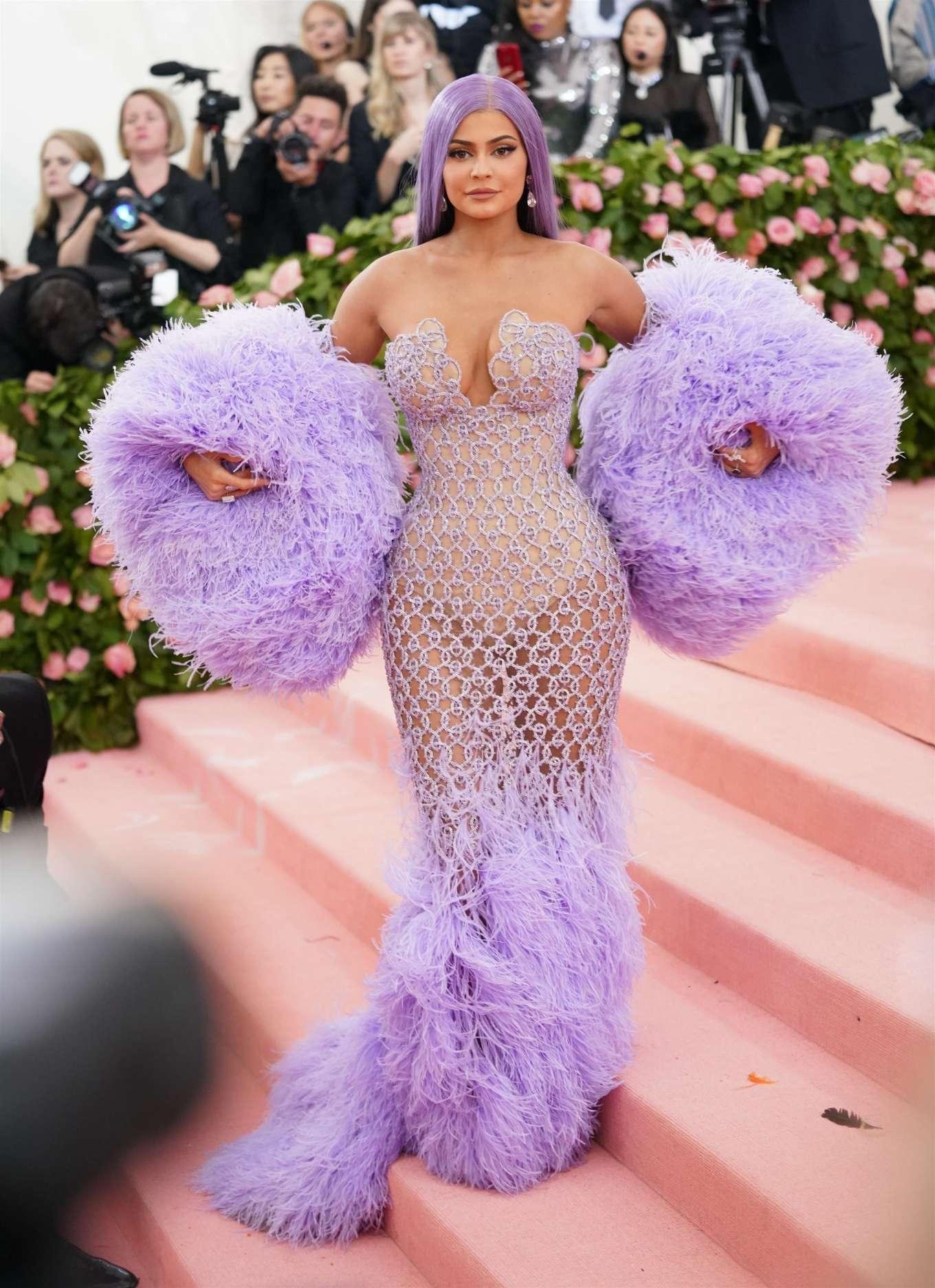 Kylie Jenner 2019 : Kylie Jenner: 2019 Met Gala -16