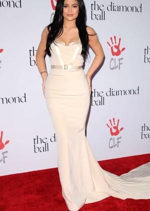 Kylie Jenner - 2nd Annual Diamond Ball in Santa Monica